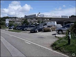 502 SF Out of Town Shop for Sale  |  Former Devoran Cars, Truro, TR3 7NR