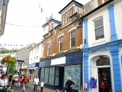 1,185 SF High Street Shop for Rent  |  7-9 Fore Street, Brixham, TQ5 8AA