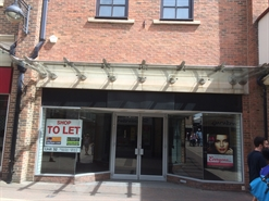 1,009 SF Shopping Centre Unit for Rent  |  Unit 32 Wellington Square, Stockton on Tees, TS18 1RH