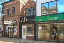405 SF High Street Shop for Rent  |  39 Carlton Street, Castleford, WF10 1AS