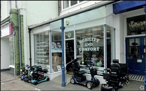 634 SF High Street Shop for Rent  |  1 The Arcade, Bognor Regis, PO21 1LH