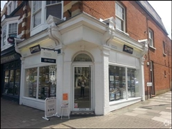 357 SF High Street Shop for Rent  |  164 High Street, Teddington, TW11 8HU