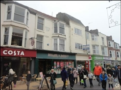 497 SF High Street Shop for Rent  |  49 King Street, Bridlington, YO15 2DN