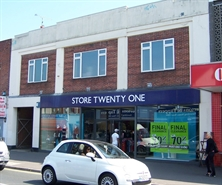 3,159 SF High Street Shop for Rent  |  411 Wimborne Road, Bournemouth, BH9 2AJ