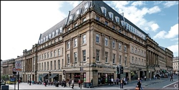 9,470 SF High Street Shop for Rent  |  Earl Grey House, Newcastle Upon Tyne, NE1 6EF