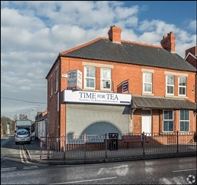 607 SF High Street Shop for Rent  |  84 - 84A Chester Road, Deeside, CH5 1BZ
