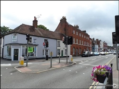 464 SF High Street Shop for Rent  |  36 West Borough, Wimborne, BH21 1NF