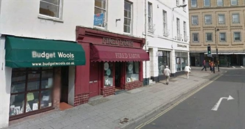 387 SF High Street Shop for Rent  |  25 CLARENCE PARADE, CHELTENHAM, GL50 3PA