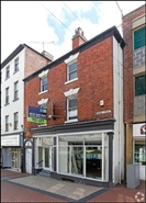 682 SF High Street Shop for Rent  |  95 - 97 Bridge Street, Worksop, S80 1DL