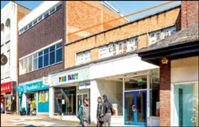 2,098 SF High Street Shop for Rent  |  10 Worcester Street, Kidderminster, DY10 1EA
