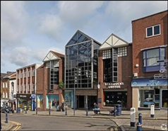 659 SF Shopping Centre Unit for Rent  |  Unit 3, White Lion Walk Shopping Centre, Guildford, GU1 3DN