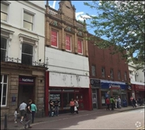 4,342 SF High Street Shop for Rent  |  161 High Street, Burton Upon Trent, DE14 1JE
