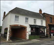 861 SF High Street Shop for Rent  |  Aberdeen House, Westerham, TN16 1AY