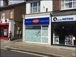 561 SF High Street Shop for Rent  |  46A Market Street, Watford, WD18 0PY