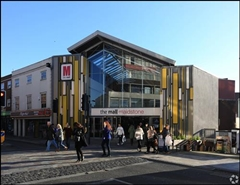 892 SF Shopping Centre Unit for Rent | Unit 101, The Mall, Maidstone, ME15 6AP