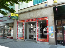 1,369 SF High Street Shop for Sale  |  82 Above Bar Street, Southampton, SO14 7DT