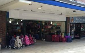 952 SF Shopping Centre Unit for Rent  |  Unit 2, St Georges Shopping Centre, Gravesend, DA11 0TA
