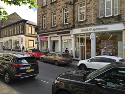 936 SF High Street Shop for Rent  |  21 Prospect Place, Harrogate, HG1 1LB