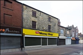 1,338 SF High Street Shop for Rent  |  49 - 51 High Street, Mexborough, S64 9AB