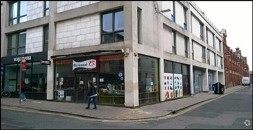 1,167 SF Out of Town Shop for Rent  |  93 North Road, Brighton, BN1 1YE