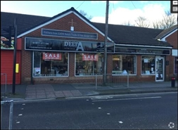 979 SF High Street Shop for Rent  |  Low Hall Shopping Centre, Pontefract, WF9 4HL