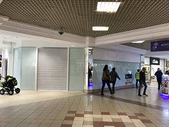 2,100 SF Shopping Centre Unit for Rent  |  Unit 16 The Swan Centre, Eastleigh, SO50 5SG