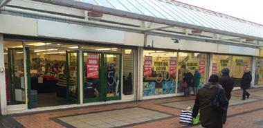 2,762 SF Shopping Centre Unit for Rent  |  Unit 26-30, Pyramids Shopping Centre, Birkenhead, CH41 2RA