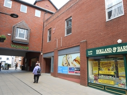 1,567 SF Shopping Centre Unit for Rent  |  Unit 12, St Benedicts Court, Huntingdon, PE29 3PN