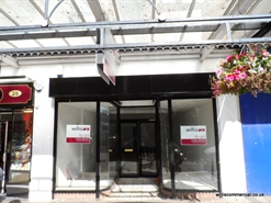 600 SF High Street Shop for Rent  |  26 Westover Road, Bournemouth, BH1 2BZ