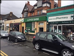 936 SF High Street Shop for Rent  |  439 Birmingham Road, Sutton Coldfield, B72 1BB