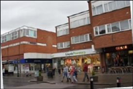 698 SF High Street Shop for Rent  |  9 Bishops Walk, Tewkesbury, GL20 5LQ