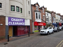 1,152 SF High Street Shop for Rent  |  37 Market Place, Heanor, DE75 7EG