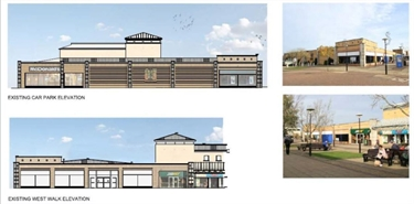 9,000 SF Shopping Centre Unit for Rent  |  32-34 West Walk, Yate Shopping Centre, Yate, BS37 4AP