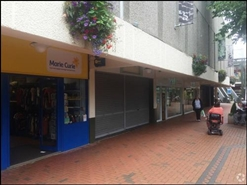 1,125 SF Shopping Centre Unit for Rent  |  14 New Market WalkSt Tydfil Square Shopping Centre, Merthyr Tydfil, CF47 8EG