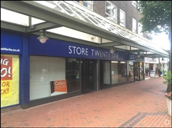 1,497 SF Shopping Centre Unit for Rent  |  7 New Market Walk,St Tydfil Square Shopping Centre, Merthyr Tydfil, CF47 8EL