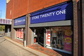 9,846 SF High Street Shop for Rent  |  67 Standishgate, Wigan, WN1 1UP