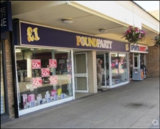 1,471 SF Shopping Centre Unit for Rent  |  Belvoir Shopping Centre, Coalville, LE67 3XB