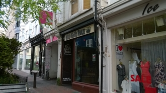 421 SF High Street Shop for Rent  |  28-29 Duke Street, Brighton, BN1 1AG
