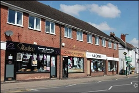 394 SF High Street Shop for Rent  |  29 Bridge Street, Tamworth, B78 1DR