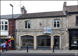 645 SF High Street Shop for Rent  |  23 Wheelgate, Malton, YO17 7HT