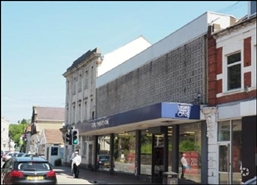 6,228 SF High Street Shop for Rent  |  87 - 89 High Street, Blackwood, NP12 1PN