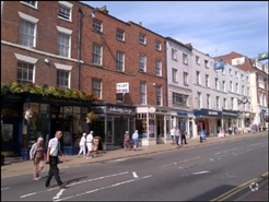 1,190 SF High Street Shop for Rent  |  110 Parade, Leamington Spa, CV32 4AQ