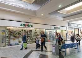 2,070 SF Shopping Centre Unit for Rent  |  Unit 13/14, Ankerside Centre, Tamworth, B79 7LG