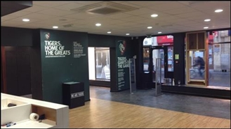 2,117 SF High Street Shop for Rent  |  6 - 8 Market Street, Leicester, LE1 6DP