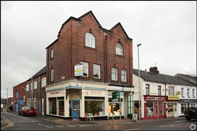 1,985 SF High Street Shop for Sale  |  20 Hartshill Road, Stoke On Trent, ST4 7QU