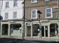 1,827 SF High Street Shop for Rent  |  5 - 7 Hill Rise, Richmond, TW10 6UQ