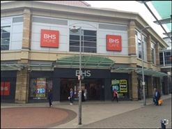 19,424 SF Shopping Centre Unit for Rent  |  The Parishes Shopping Centre, Scunthorpe, DN15 6RB
