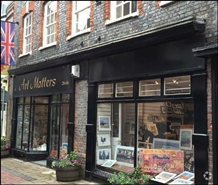 669 SF High Street Shop for Rent  |  1 St Marys Street, Wallingford, OX10 0EL