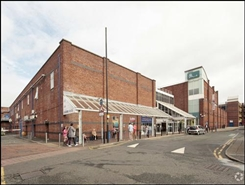 981 SF Shopping Centre Unit for Rent  |  Unit 20, Union Arcade, Bury, BL9 0QF