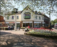 8,139 SF Shopping Centre Unit for Rent  |  Unit J, Hunters Row Shopping Centre, Stafford, ST16 2AD